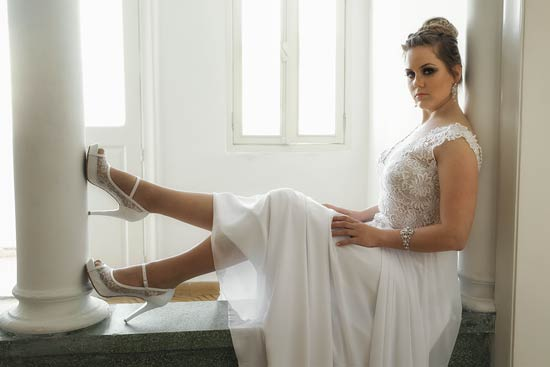 wedding gown plus-size collection 2016